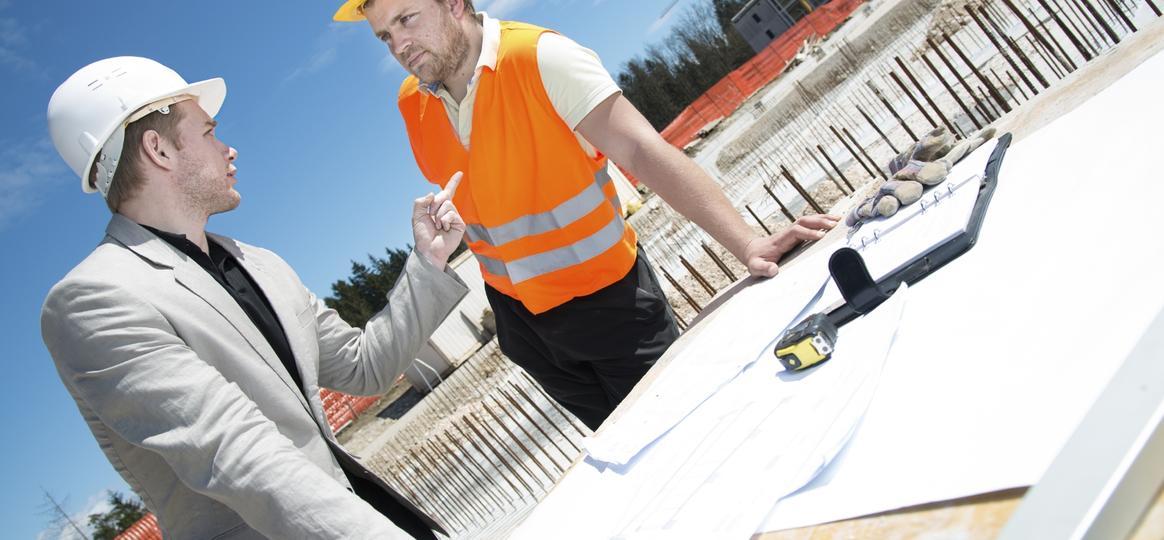 Projektleiter Streit am Bau | BVM Seminare