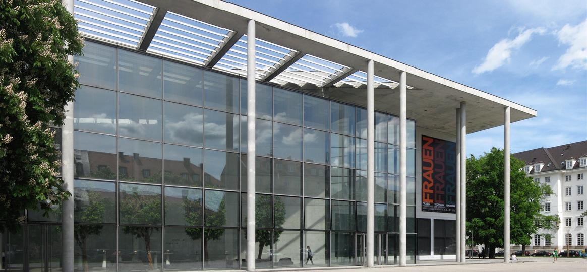 Neue Pinakothek - Vergaberecht bei öffentlichen Aufträgen | BVM Seminar